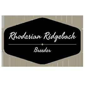Rhodesian Ridgeback Breeder Logo